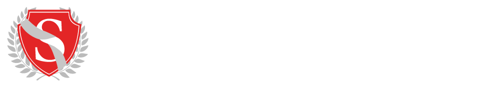 Stronghold Adjusting White Logo